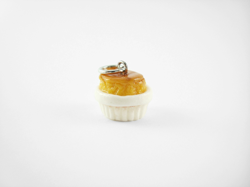 Miniature Souffle Charm Necklace